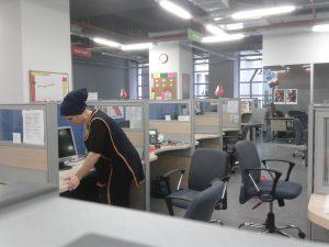 ofis temizlik firması